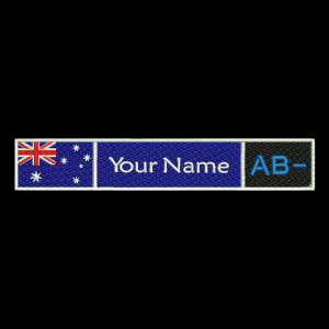 Australia, Name + Blood